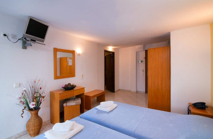 Two Bedroom Apartment 4+1 (Extra Bed)